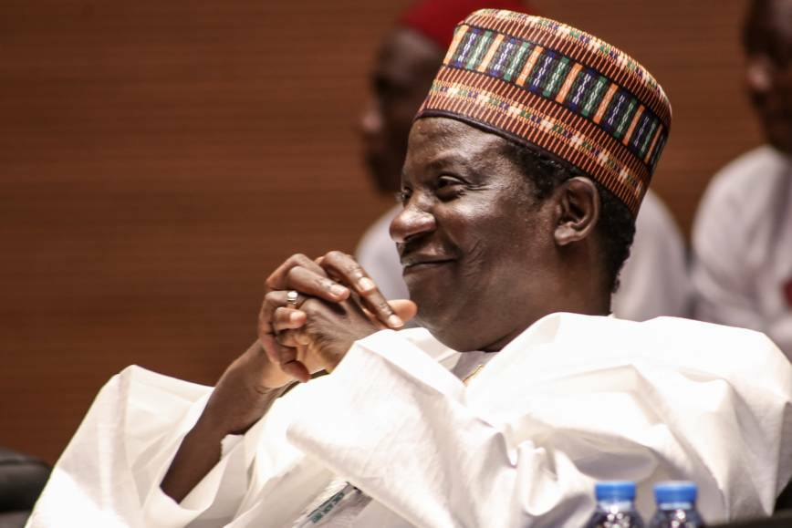 Governor Lalong condoles Yahaya Bello  over passing of elder sister