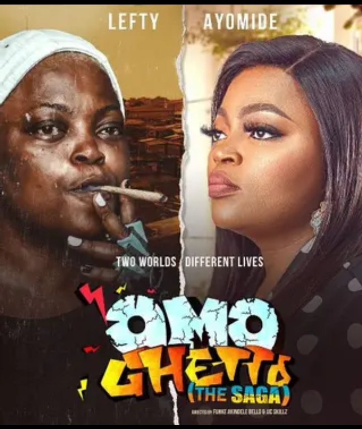 """Funke Akindele's """"Omo Ghetto' Becomes Highest Grossing Nollywood Movie"""